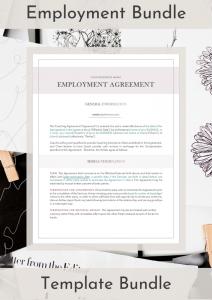 Employment Bundle