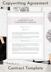 Copywriting Agreement 2